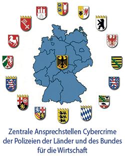 Polizei - Zentrale Ansprechstellen Cybercrime der Polizeien für Wirtschaftsunternehmen